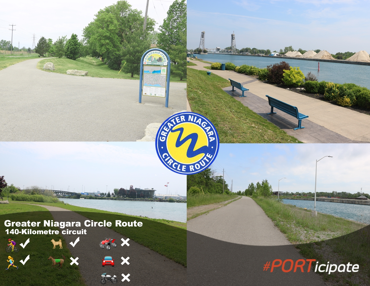 Greater Niagara Circle Route Images