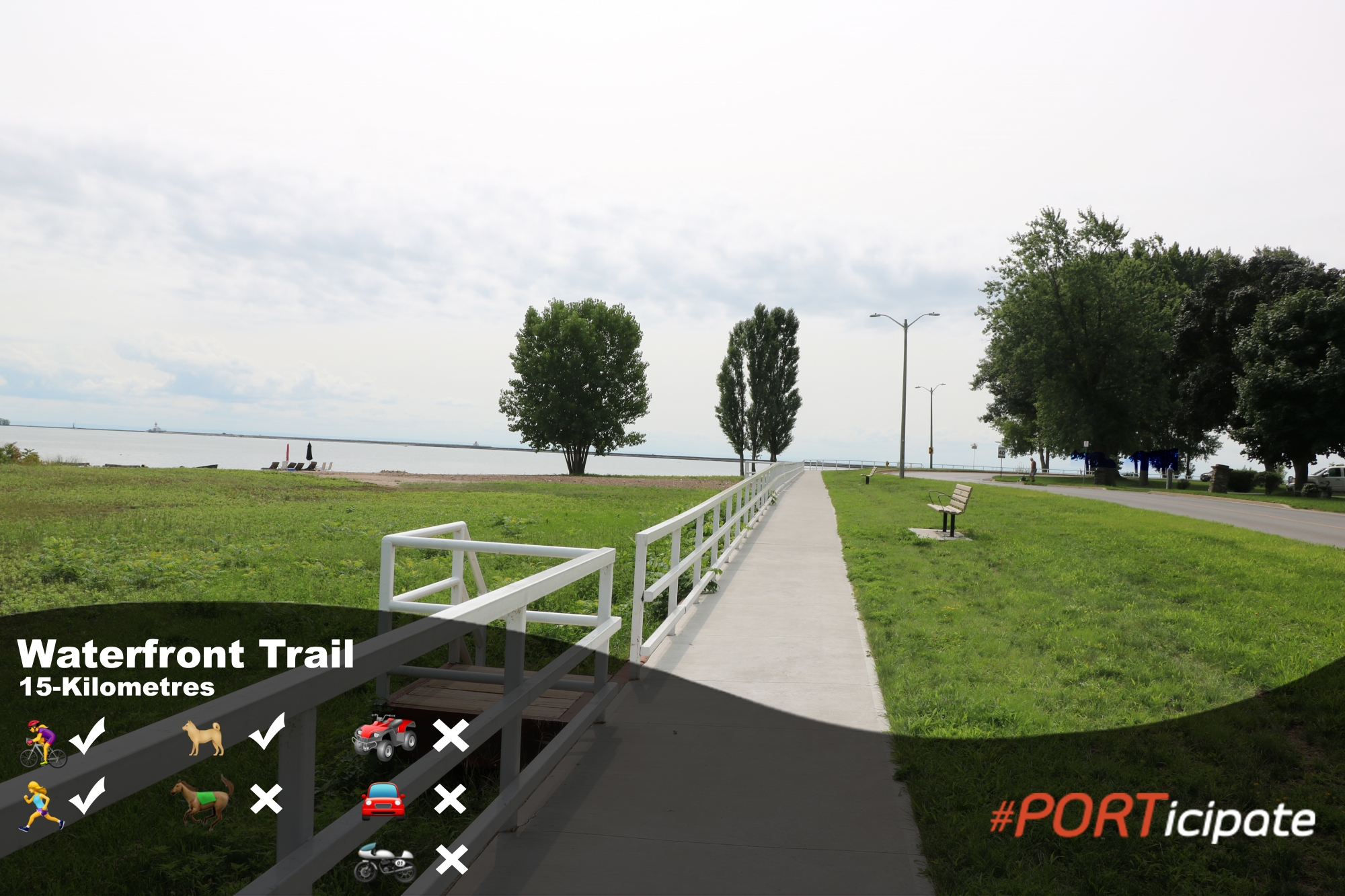 Waterfront Trail Image